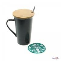 Термокружка Starbucks Memo - термочашка Старбакс з маркером, 500 мл