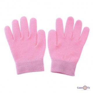 Зволожуючі косметичні спа рукавички-маска для догляду за шкірою рук Spa Gel Gloves