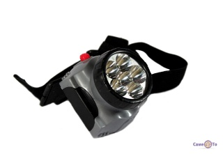 Налобный фонарь светодиодный XY 2010