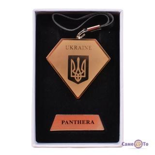 USB запальничка Panthera Ukraine з гербом України