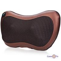 Автомобільна масажна подушка з роликами і інфрачервоним прогріванням Магія (модель CHM)
