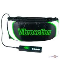 Пояс для схуднення масажний Vibroaction (Віброекшн)