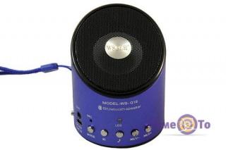 Портативна Bluetooth колонка з радіо WSTER WS-Q10