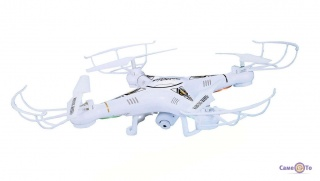 Квадрокоптер з камерою Real Time Transmission 8987W
