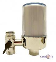Прямий проточний фільтр-очищувач для води High Tech Goods Trump Water-Cleaner