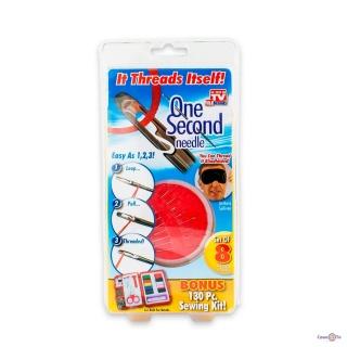Дорожный швейный набор чудо-иголок для шитья One Second Needle (Ван Секонд Нидл)