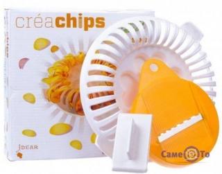 Набір для приготування чіпсів в мікрохвильовій печі Crea Chips