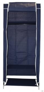 Портативный тканевый шкаф для одежды, (1 секция)