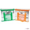 Термосумка для їжі Sannea Cooler Bag, переносна сумка холодильник (16 л)
