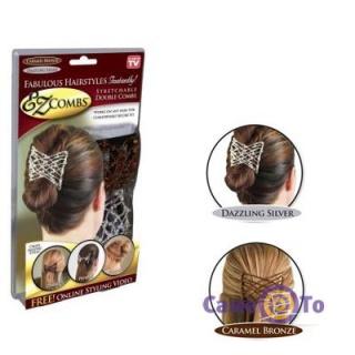 Заколки для волос Изи Коум (EZ Comb)