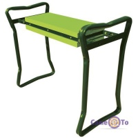 Садова лавка-підставка для колін для дачі Garden Chair