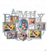 Мультирамка для фотографий Семья (40)