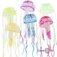 Декоративна медуза в акваріум