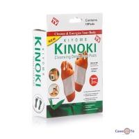 Пластир для виведення токсинів Kinoki (Кінокі) 10 шт/уп