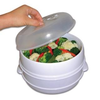 Пароварка для микроволновки Microwave Steamer