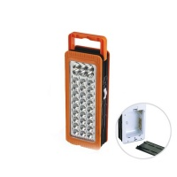Светодиодная LED панель Yajia YJ 6816 от аккумулятора