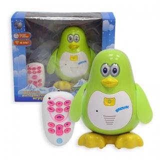 Інтерактивна іграшка «Пінгвін Віллі»