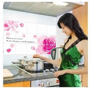 Декоративні наклейки на плитку на кухні Kitchen Sheet