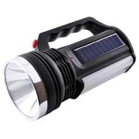 Ліхтар переносний ручний YAJIA 2836 T на сонячній батареї