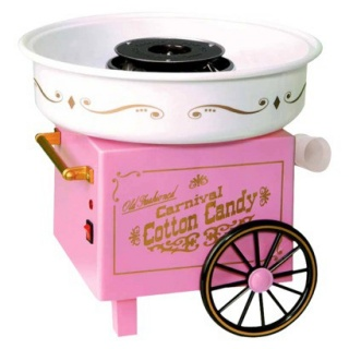 Апарат для солодкої вати Carnival Cotton Candy