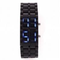 Часы-браслет Iron Samurai Айрон Самурай пластиковые