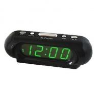 Електронний LED годинник VST-716 з будильником