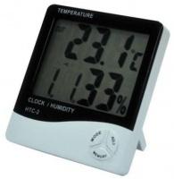 Термометр-гігрометр HTC-2 з виносним датчиком температури