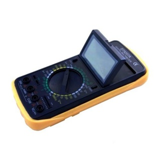 Мультиметр-тестер цифровой DT 9207A