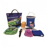 Набор для мойки автомобиля Magic Hose Bag 8 в 1