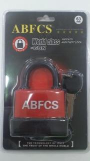 Замок ABFCS навесной влагостойкий (на дверь, ворота)