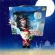 Летающий Санта Клаус Flying Santa на пульте управления