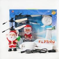 Літаючий Санта Клаус Flying Santa на пульті керування