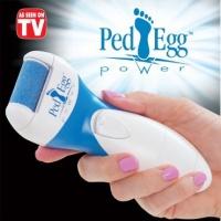 Роликовая пилка для стоп Ped Egg Power с насадками