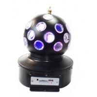 Диско куля Music Ball K1 світлодіодна обертова