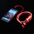 Светящиеся наушники в такт музыке Lighted Earphone