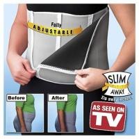 Утягивающий пояс Аdjustable slimming belt регулируемый