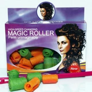 Бігуді Magic Roller Меджик Роллер 9шт. - 25см. 9шт. - 15см.