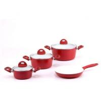 Набір керамічного посуду Керамікор Ceramic pan 7