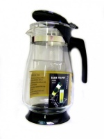 Чайник-заварник Fuzihong Cup & Pot стеклянный