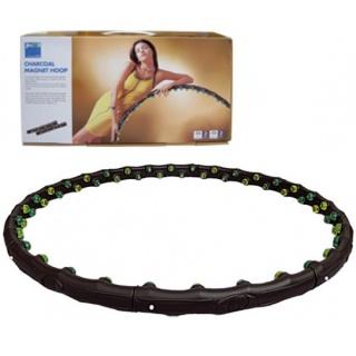 Хула Хуп для схуднення Charcoal Magnet Hoop