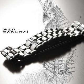 LED часы Iron Samurai (Айрон Самурай)