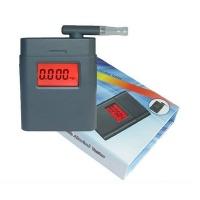 Цифровий алкотестер LCD ALT-17S з мундштуками
