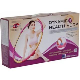 Массажный обруч Dynamic Health Hoop S (ХулаХуп)