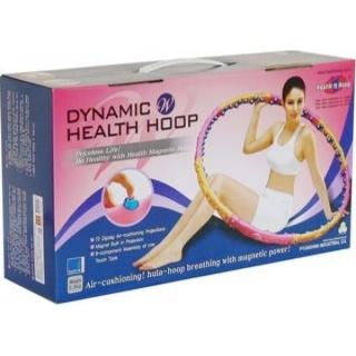 Спортивний обруч для пресу Dynamic Health Hoop W