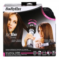 Фен щітка Babyliss Paris Brushing 1000 з насадкою що обертається