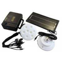 Набор ламп на солнечной батарее GDLITE GD-8006