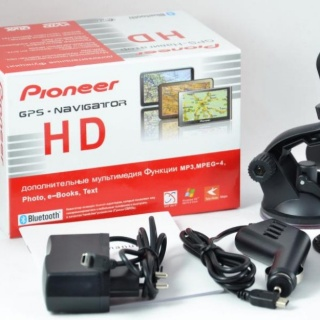 GPS навигатор Pioneer P 5013 Wi-Fi Android 4.0
