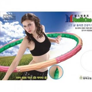 Хула Хуп Health One Hoop 3.1 з магнітами і біокерамікою
