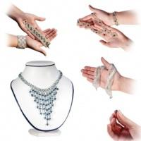 Набір для виготовлення біжутерії Jewellery Beading Kit «Біжутерія своїми руками» 3500