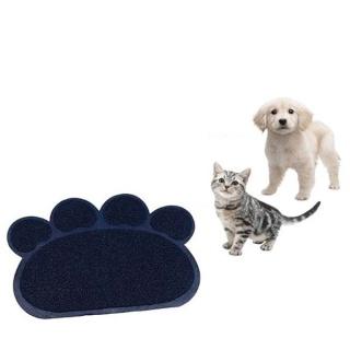Килимок для домашніх тварин Paw Print Litter Mat